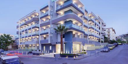 Hotel Melrose i Rethymnon, Kreta.