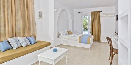 1-værelses lejlighed på Hotel Meltemi på Karpathos, Grækenland.