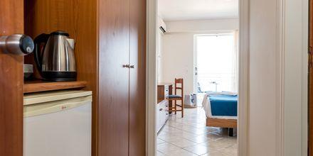 1-værelses lejlighed på hotel Meridien Beach på Zakynthos, Grækenland.