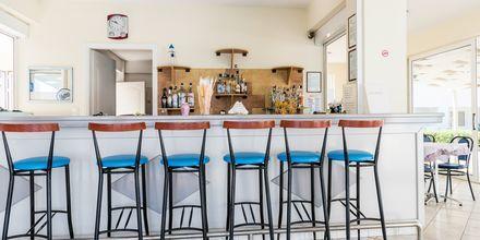 Bar på Hotel Meridien Beach på Zakynthos, Grækenland.