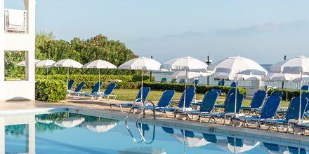 Pool på Hotel Meridien Beach på Zakynthos, Grækenland.
