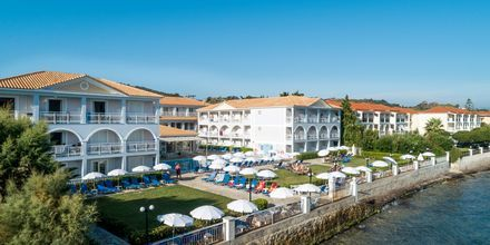 Hotel Meridien Beach på Zakynthos, Grækenland.