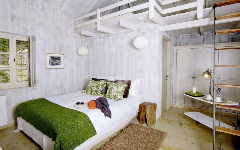 Dobbeltværelse på Mikro Papigo 1700 Hotel & Spa, Zagoria