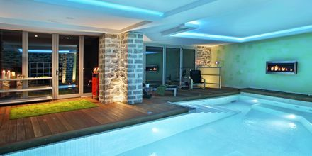 Spa på Mikro Papigo 1700 Hotel & Spa, Zagoria