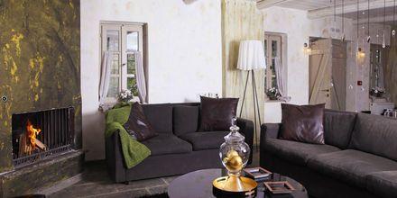 Lobby på Mikro Papigo 1700 Hotel & Spa, Zagoria