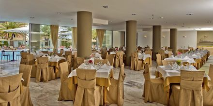 Restaurant på Hotel Minos i Rethymnon, Kreta.