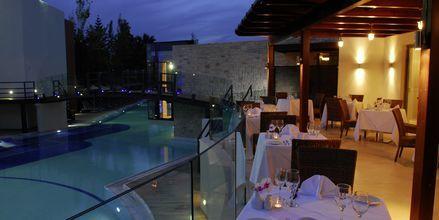 Restaurant Veranda på Minos Mare Royal, Kreta