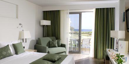 Deluxe-værelse på Minos Mare Royal, Kreta.