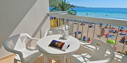 Balkon på Hotel Mirada i Alcudia, Mallorca