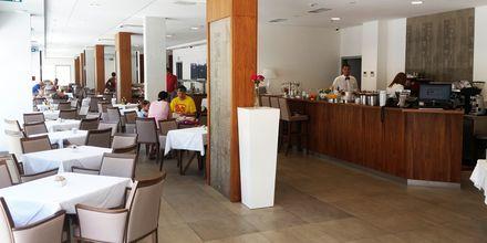 Restauranten på Hotel Miramare i Makarska, Kroatien.
