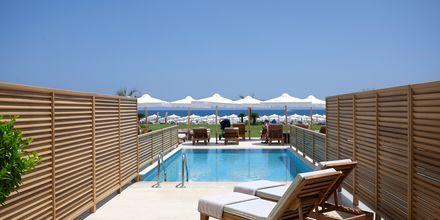 Familie-værelse med privat pool