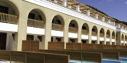 Dobbeltværelse med privat Mitsis Blue Domes Resort & Spa på Kos i Grækenland.