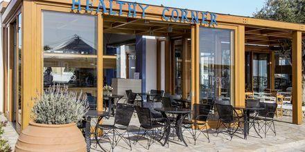 Healthy Corner på Mitsis Blue Domes Resort & Spa på Kos i Grækenland.