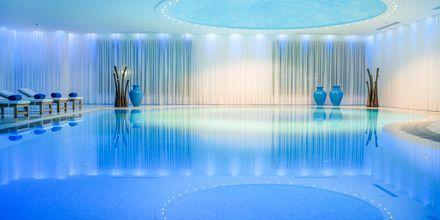 Spa på Mitsis Blue Domes Resort & Spa på Kos i Grækenland.