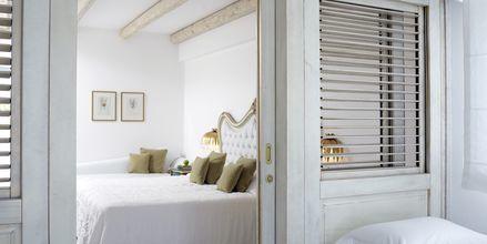 Familie-værelse på Mitsis Laguna Resort & Spa i Anissaras, Kreta.