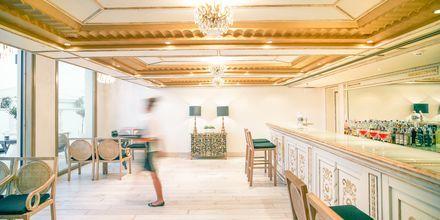 Bar på Mitsis Laguna Resort & Spa i Anissaras, Kreta.