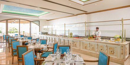 Restaurant på Mitsis Laguna Resort & Spa i Anissaras, Kreta.