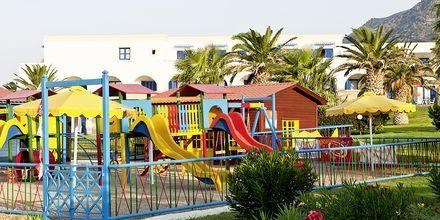Legeplads på Mitsis Norida Beach Hotel på Kos i Grækenland.