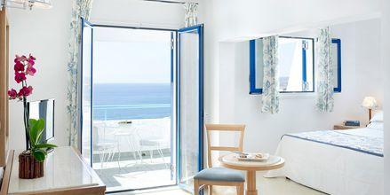 Familie-værelse på Norida Beach Mitsis Hotels på Kos.