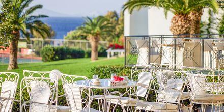 Restaurant på Mitsis Norida Beach Hotel på Kos i Grækenland.