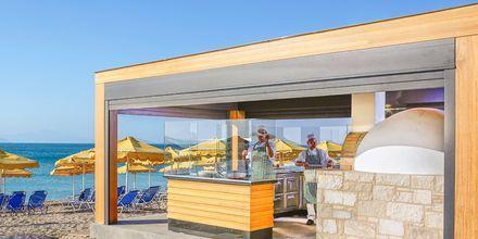 Pizzarestaurant på Mitsis Norida Beach Hotel på Kos i Grækenland.