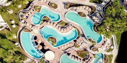 Pool på Mitsis Norida Beach Hotel på Kos i Grækenland.