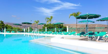 Poolområde på Hotel Monteparaiso i Puerto Rico, Gran Canaria.