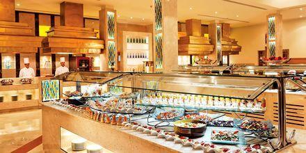 Buffetrestaurant på Mövenpick Resort & Spa i El Gouna, Egypten