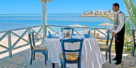 Restaurant El Sayadin på Mövenpick Resort & Spa i El Gouna, Egypten
