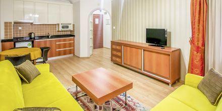 2-værelses lejlighed på Hotel My Home i Alanya, Tyrkiet.