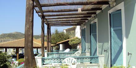 Dobbeltværelse på hotel Mykali i Pythagorion, Samos