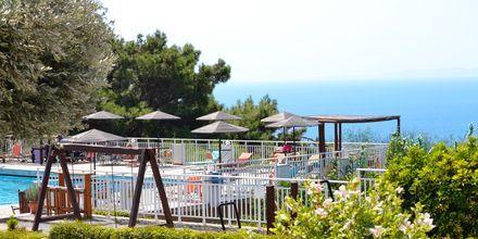 Hotel Mykali i Pythagorion på Samos, Grækenland.