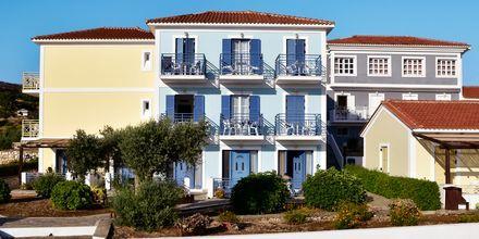 Hotel Mykali på Samos, Grækenland.