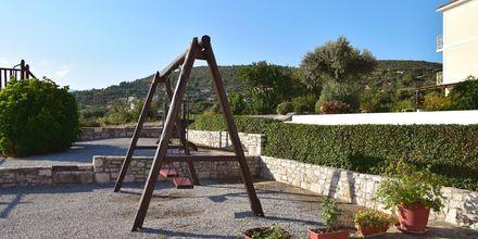 Legeplads på Hotel Mykali på Samos, Grækenland.