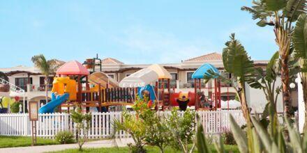 Legeplads på Hotel Mythos Beach Resort Afandou på Rhodos
