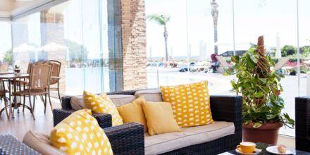 Mondo Coffee på Hotel Mythos Beach Resort i Afandou på Rhodos