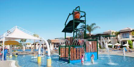Børnepoolen på Hotel Mythos Beach Resort i Afandou på Rhodos