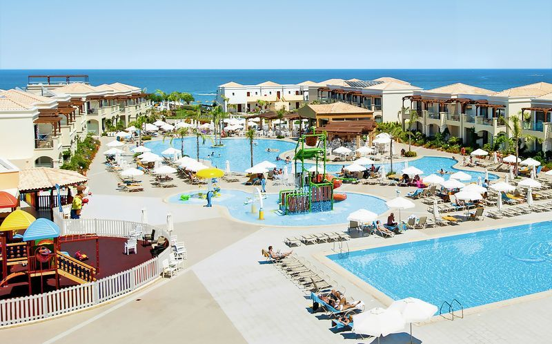 Mythos Beach Resort