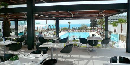 Restaurant Flavours på Napa Mermaid Hotel & Suites i Ayia Napa, Cypern.