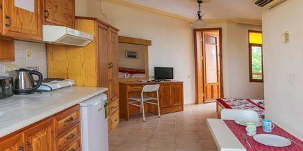 1-værelses lejlighed på Hotel Nar Apart i Side, Tyrkiet.