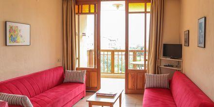 2-værelses lejlighed på Hotel Nar Apart i Side, Tyrkiet.