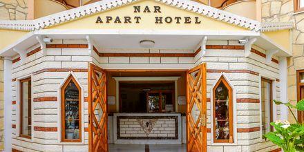 Hotel Nar Apart i Side, Tyrkiet.