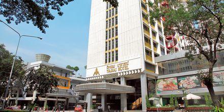 Hotel Narai i Bangkok, i Thailand.