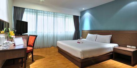 Superior-værelse på Hotel Narai i Bangkok i Thailand.