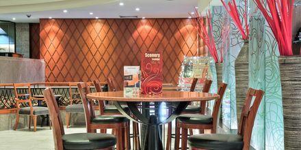 Loungebaren på Hotel Narai i Bangkok i Thailand.