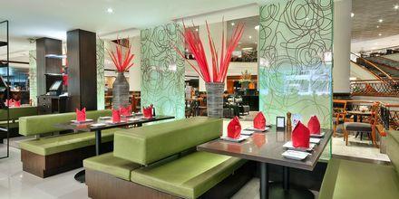 Restaurant på Hotel Narai i Bangkok i Thailand.