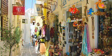 Naxos by, Naxos, Grækenland.