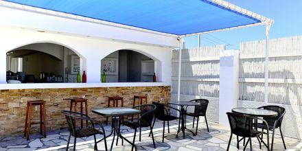 Poolbar på hotel Naxos Holidays i Naxos by