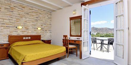 Dobbeltværelser på hotel Naxos Holidays i Naxos by