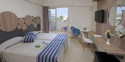 Dobbeltværelse på Hotel Nelia Beach i Ayia Napa, Cypern